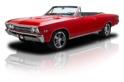 1966 gm chevelle convertible